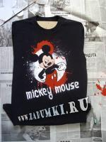 Старина Mickey Mouse (hand made).