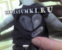 Кукла Лестат в стиле эмо (hand made)