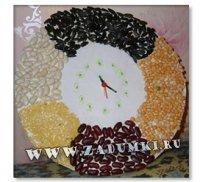 Часики и пищевые продукты (hand made)