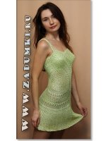 Платье-салфетка от Kate (hand made)