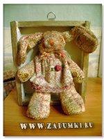 Лопоухий кролик (hand made)