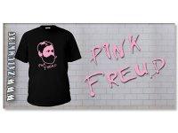 Розовый Фрейд (hand made)