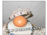 Корона для принцессы (hand made)