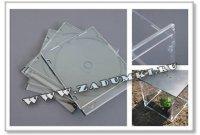 Парник из коробок cd-дисков (hand made)