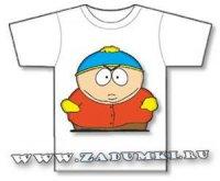 South Park. Eric Cartman. Трафарет. (hand made)