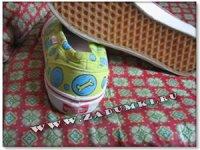 Вансы на черепную тематику (hand made)