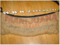 Сумка для марихуаны (hand made)