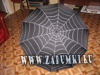Дизайнерский зонт (hand made)