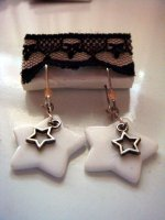 Серьги Starlight для звезд и звездочек :)