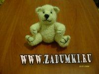 Мое рукоделие: Мишка Teddy Мишутка