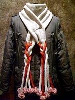 Комплект - шапка+шарф