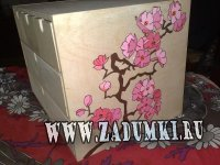 Мини-комод Цветущая сакура
