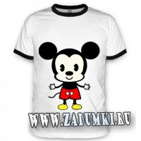 Mickey Mouse в детстве (hand made)