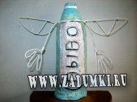 Бутылка Пивной Ангел