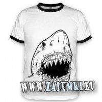 Футболка Shark (Челюсти)