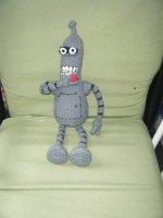 Игрушка Bender B. Rodriguez