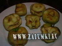Яблочки на Хеллоуин