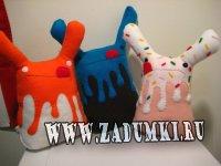Коллекция мороженных игрушек