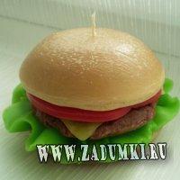 Свеча Гамбургер