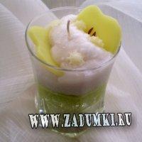 Свеча Яблочный мусс