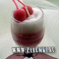 Свеча Вишневый десерт