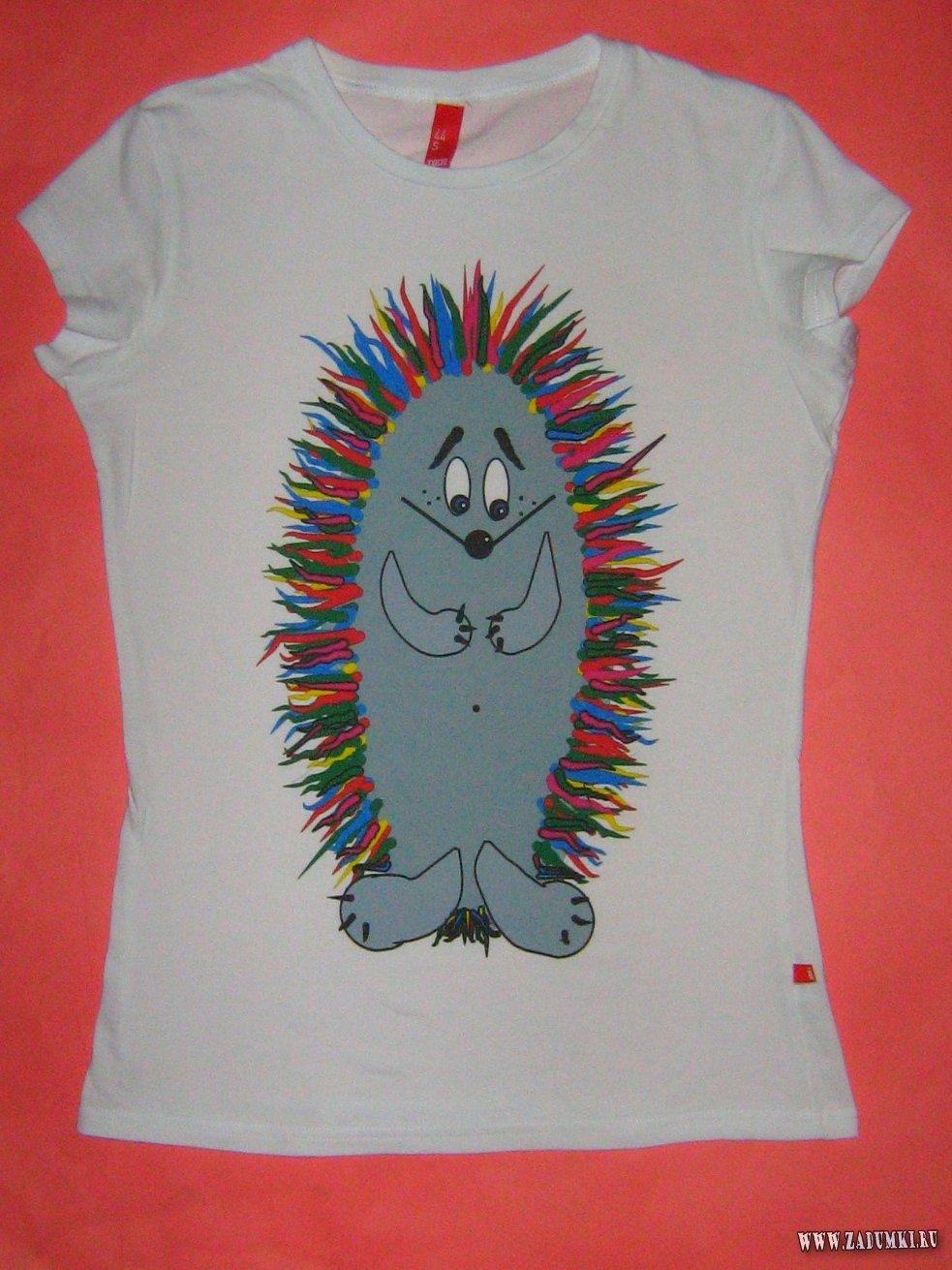 Мужские футболки handmade