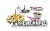 Красивая посуда из меламина - Small Entities от Mebel