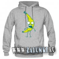 Толстовка «Сумасшедший банана»