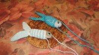 Рыбки вынырнули из моря