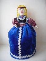 Кукла - контейнер