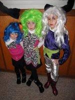 Костюмы на Хеллоуин для детей и взрослых