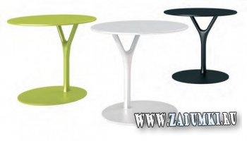 Многофункциональный столик Wishbone из стали
