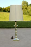 Офисная лампа превращается в шикарное украшение интерьера