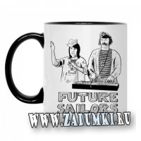 "Кружка ""Future Sailors"""