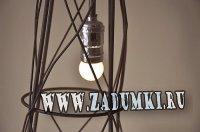 «Промышленная» лампа