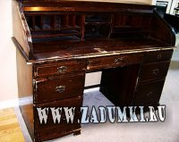Реставрация старого стола, купленного за 10 долларов