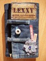 Блокноты джинсовые