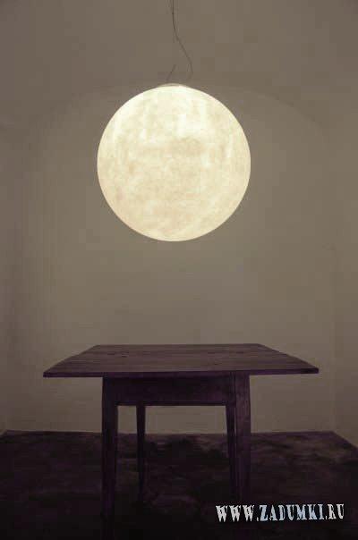 Подвесная Луна от Design Ocilunam