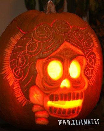 Декор дома для Хэллоуина
