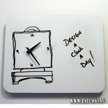 Каждый день часы можно менять