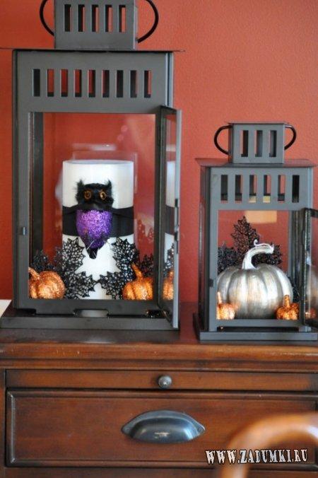 Подборка фонарей и светильников для Хэллоуина