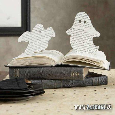 4 идеи для Хеллоуина