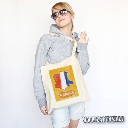 Сумка для любителей Франции