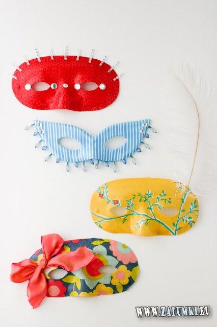 Апгрейд маскарадной маски