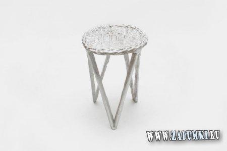 Studio Swine: современная мебель из алюминиевых банок